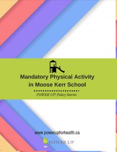 Moose Kerr School Cover